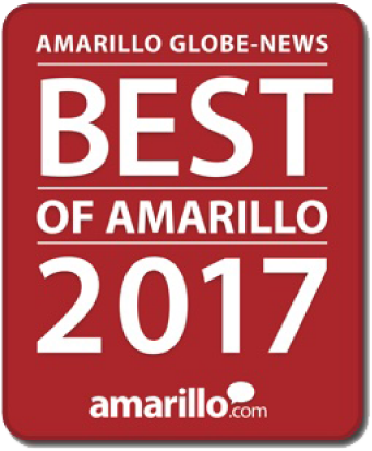 Best of Amarillo 2017 Badge