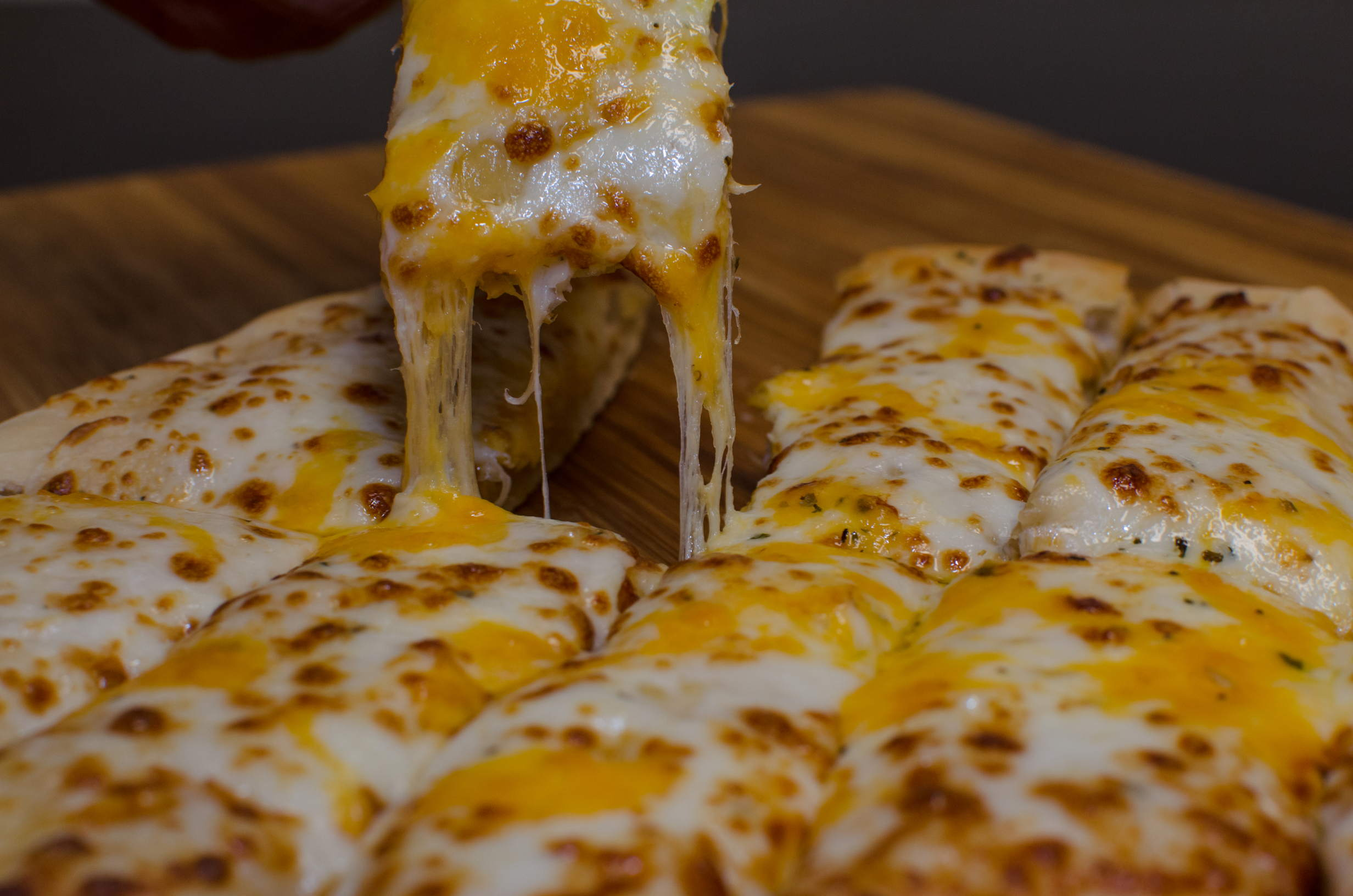 Pizza Planet Cheese Bread