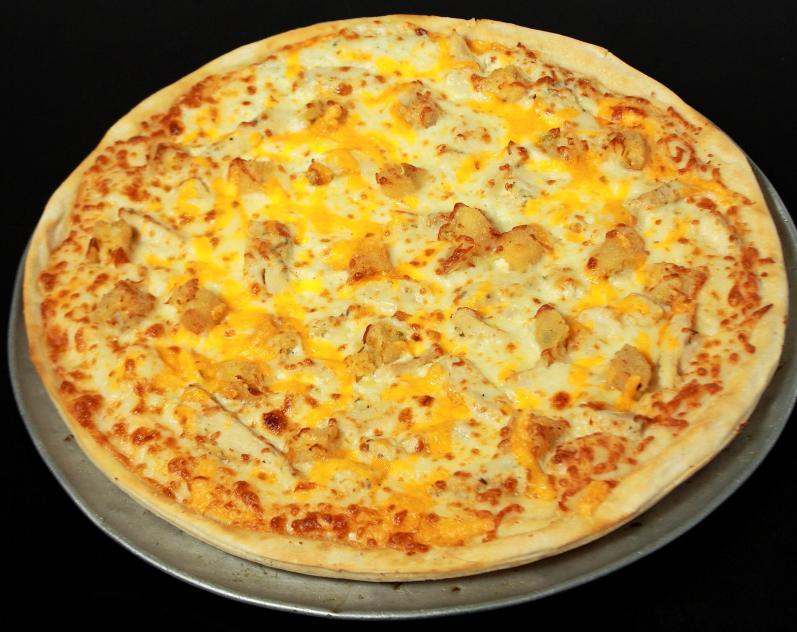 Pizza Planet Chicken Ranch Specialty Pizza