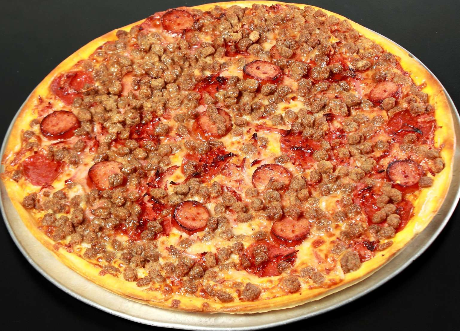 Pizza Planet All Meat Specialty Pizza